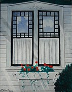 LJ Newlin - Quaint Window