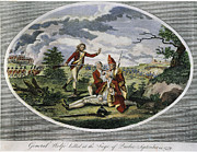 1759 Photos - Quebec: Wolfes Death by Granger