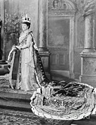 Marie Louise Prints - Queen Alexandra, 1902 Print by Omikron