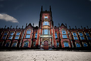 Potter School Framed Prints - Queens University Belfast Framed Print by Christopher Kulfan