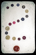 Button Posters - Question Mark Poster by Joana Kruse