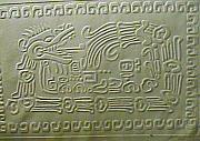 Featured Reliefs Originals - Quetzalcoatl by Jubamo
