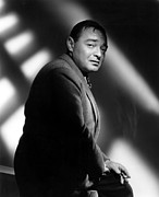 1950 Movies Photo Metal Prints - Quicksand, Peter Lorre, 1950 Metal Print by Everett