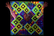 Arms Outstretched Photos - Quilt Spirit by Scott Sawyer