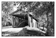 Charlotte Photo Prints - Quinlan Bridge Print by Deborah Benoit