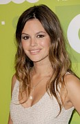 Upfronts Tv Television Network Presentation Posters - Rachel Bilson At Arrivals For Cw Poster by Everett