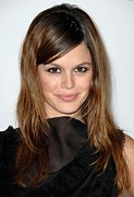David Longendyke Posters - Rachel Bilson At Arrivals For Grand Poster by Everett
