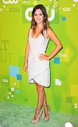 Upfronts Tv Television Network Presentation Posters - Rachel Bilson Wearing A Chanel Couture Poster by Everett
