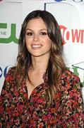 Rachel Posters - Rachel Bilson Wearing An Erdem Resort Poster by Everett