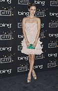 Bing Art - Rachel Bilson Wearing An Erin by Everett