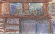 Bar Pastels - Rachels Office by Denny Morreale