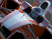 Formula Car Photos - Racing Car by Mark Evans