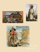 Stereotype Posters - Racist Advertisements Featuring Native Poster by Photo Researchers
