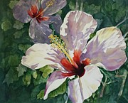 Fauna Originals - Radiant Light - Hibiscus by Roxanne Tobaison