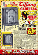 Alternating Current Prints - Radio Advertisement, 1930 Print by Granger