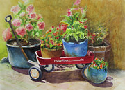 Wagon Originals - Radio Flyer by Karen Fleschler