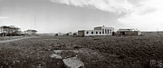 Military Base Photo Originals - RAF Crimond Station by Jan Faul