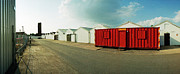 Storage Originals - RAF Dumfries Technical Section by Jan Faul