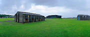 Military Base Photo Originals - RAF East Fortune  by Jan Faul