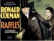 Thief Photos - Raffles, Ronald Colman, Kay Francis by Everett