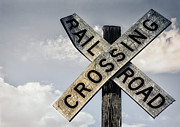 James Bull - Rail Road Crossing