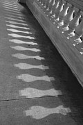Jim Wright - Rail shadows