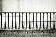 Heavy Metal  Photos - Railings by Tom Gowanlock