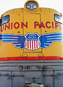 Railroad Museum 1 Print by Steve Ohlsen