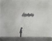 Rain Print by Keith Straley
