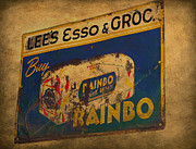 Esso Prints - Rainbo bread Print by Todd Hostetter