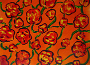 Gioia Albano - Rainbow flowers orange