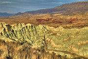 Blue Basin Overlook Prints - Rainbow Palate Print by Adam Jewell