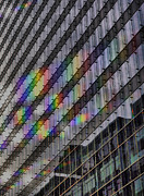 Rainbow Windows Print by Emily Stauring