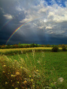 Environement Photo Posters - Rainbows Poster by Phil Koch