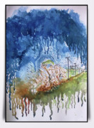 Raining Paintings - Raining ...Run Run by Abhilash Am