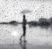Rainy Day Print by Setsiri Silapasuwanchai