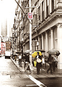 Bonnie Lynn - Rainy Day Shopping SoHo...