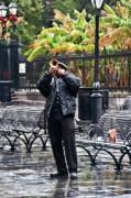 Kathleen K Parker - Rainy Day Trumpeter