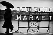 Market Originals - Rainy by John Gusky