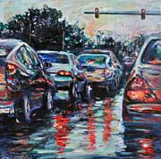 Li Newton - Rainy Morning Commute