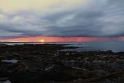 Martina Fagan - Rainy Sunset in the distance