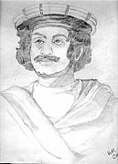 Reform Mixed Media - Raja Ram Mohan Roy by Archit Singh