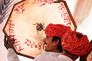 Mostafa Moftah - Rajasthani Drummers