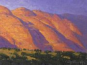 Sedona Painting Prints - Raking Light Print by Cody DeLong