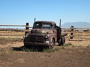 Joshua House - Ranch Truck