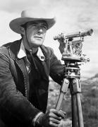 Frontier Photos - Randolph Scott (1898-1987) by Granger