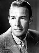 Publicity Shot Photos - Randolph Scott, Rko, 1945 by Everett
