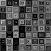 Ron Brown - Random BW Squares