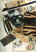 Self-portrait Photo Prints - Raoul Hausmann: Abcd, 1923 Print by Granger