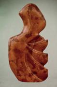 Rapa Nua Print by Lonnie Tapia